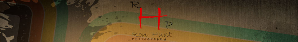 Ron Hunt Photography logo